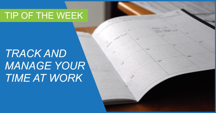 Manage Your Time: Track and Eliminate Distractions