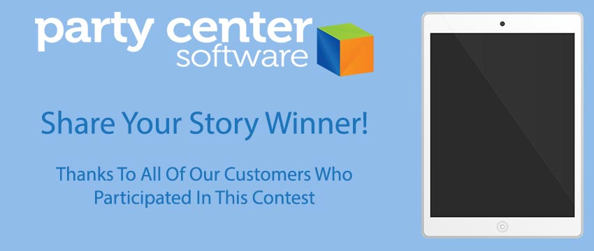Share Your Story Contest Winner