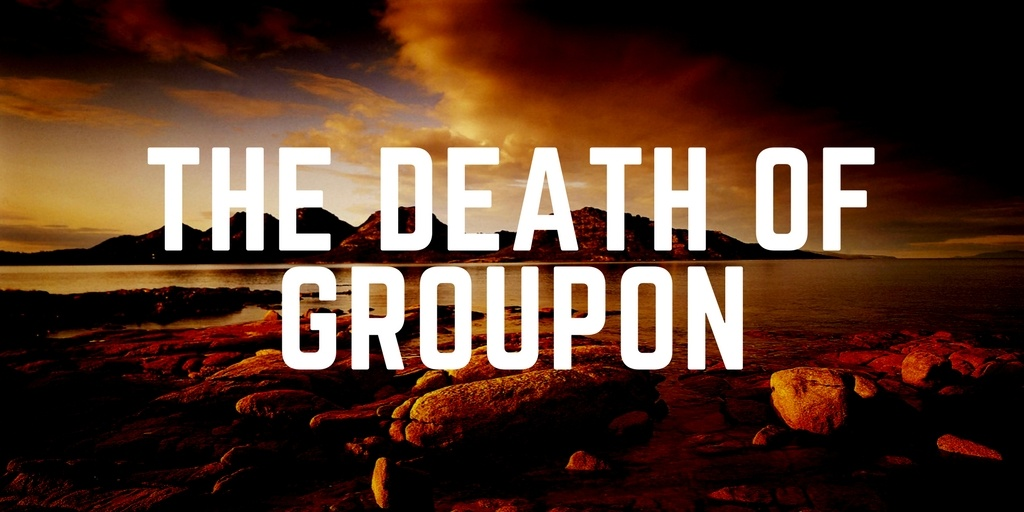 The Death of Groupon for Family Entertainment Centers