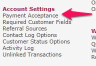 Payment Acceptance