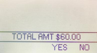 EMV-Confirm Custom Tip Amount