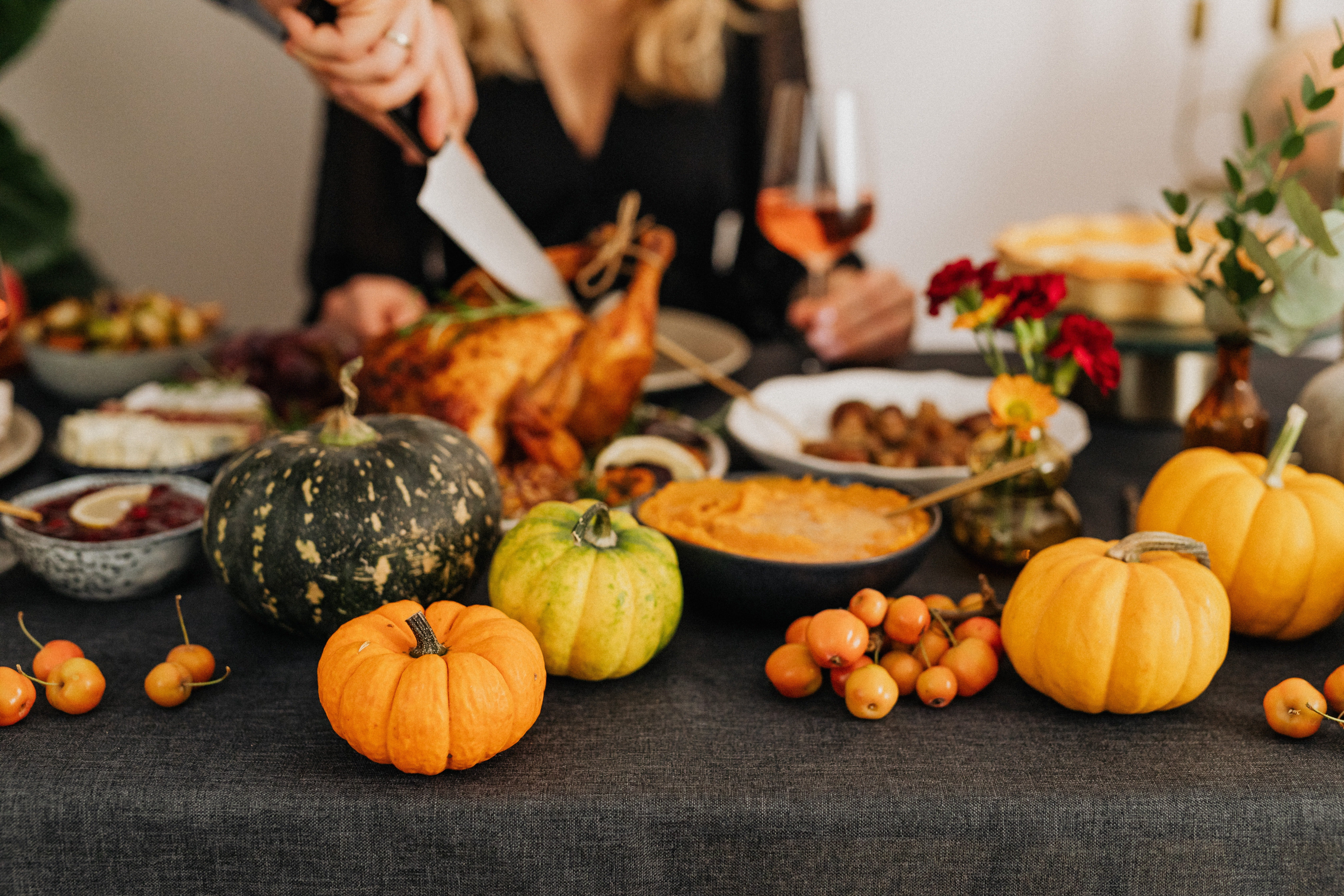 Happy Thanksgiving from PCS & TrainerTainment Raffle