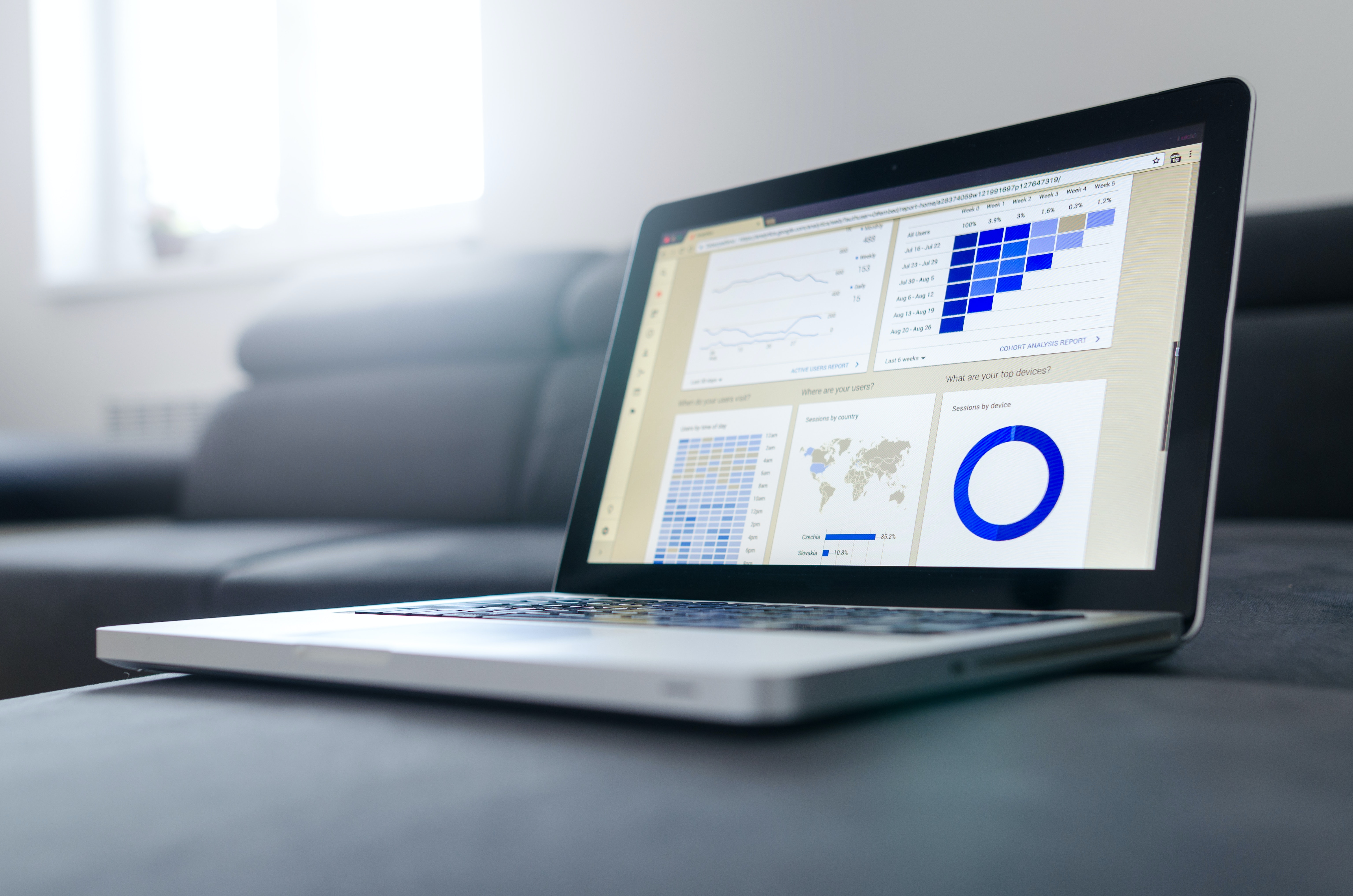 Using Data to Discover Business Opportunities
